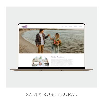 Salty Rose Floral