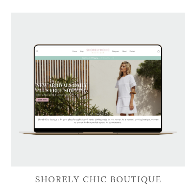 Shorely Chic Boutique